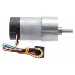 Alalisvoolumootor reduktori ja koodriga 37Dx57L 100 RPM
