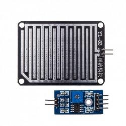 Raindrops sensor