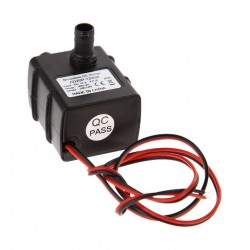 Brushless submersible water pump 12V