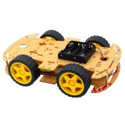 Robot platvorm 4WD-CAR