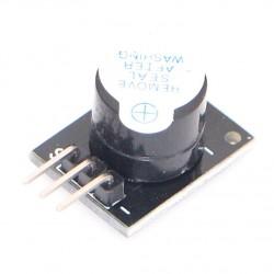 Piezo sound generator module