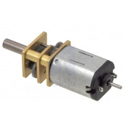 Micro metal gearmotor 630 RPM (extended shaft)