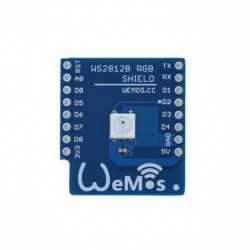 WeMos D1 Mini RGB LED shield