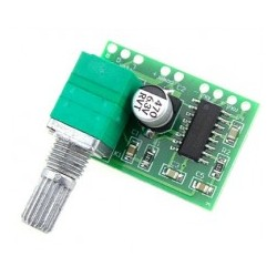 5V digital power amplifier board With switch