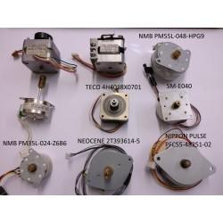 Samm-mootorid (erinevad - kasutatud)