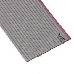 Ribbon Cable 20 strands 30AWG 1.27mm pitch
