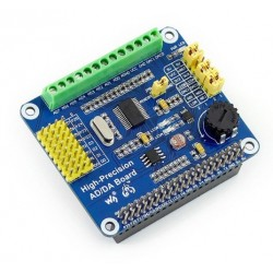 AD/DA expansion board for Raspberry Pi