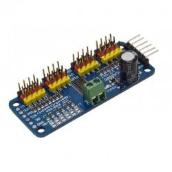 PWM driver 16-canal 12-bit I2C
