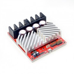 Motor driver 2x60A