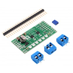 Dual MAX14870 Motor Driver Shield for Arduino