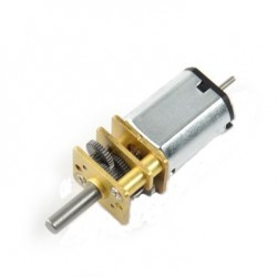 Mootorreduktor 75:1 HPCB 6V