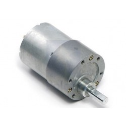 DC motor with gearbox 19:1 500RPM