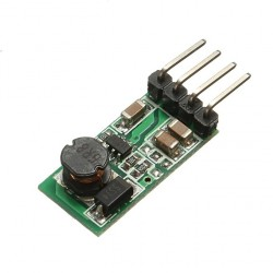 DC 3.3V 3,7V 5V 6V kuni 12V võimsuse suurendamise pinge regulaator