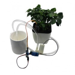 Water pump kit for flowers