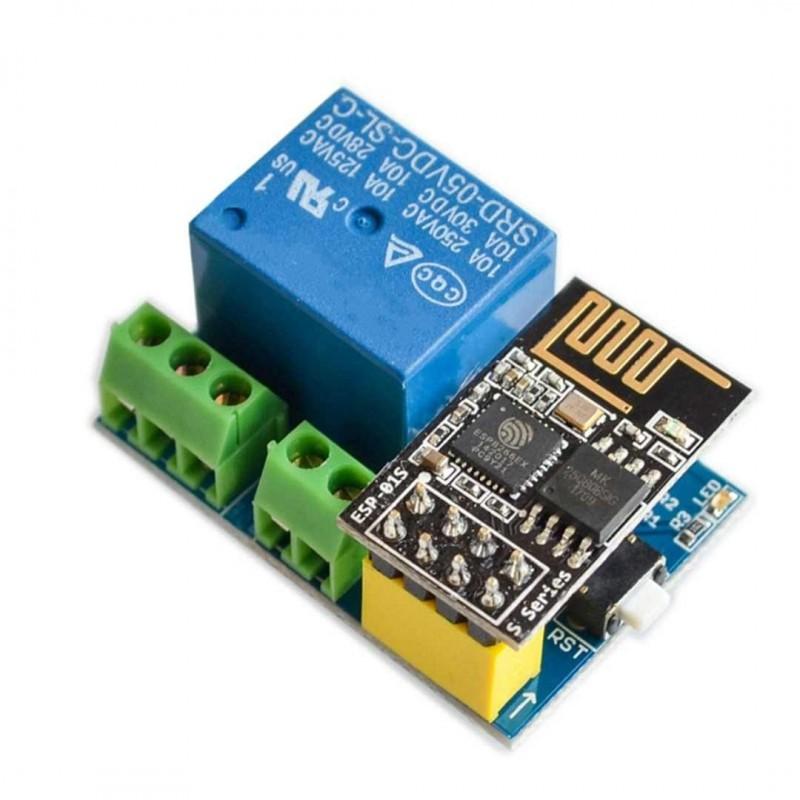 WiFi Relay Module ESP8266 ESP-01S