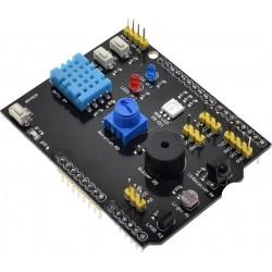 Multifunktsionaalne laiendusplaat Arduinole