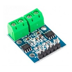 L9110 Dual-Channel H-Bridge Motor Driver Module - 12V 800mA
