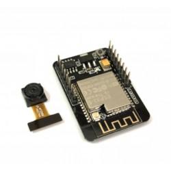 ESP32 arendusplaat koos Bluetooth kaamera mooduliga
