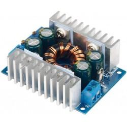 Pingekonverter step-up DC 5 ~ 30V kuni DC 1.25 ~ 30V 10A
