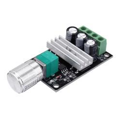 Alalisvoolumootori kiiruse regulaator 6-28V 3A