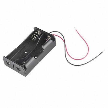 2x18650 LiIon battery holder