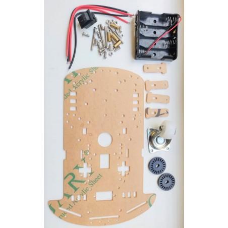 Robotics part kit