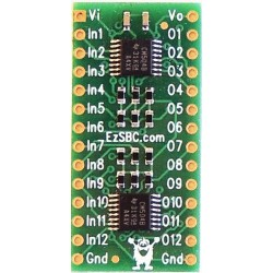 Logic Level Converter 12-Channel 5V to 12V or 12V to 5V