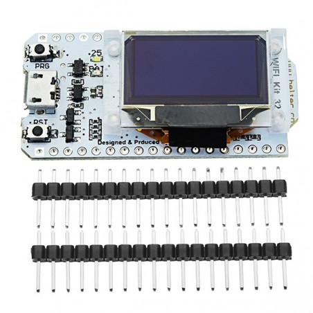 Esp32 Lora WIFI/Bluetooth kit