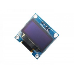 "0.96"" OLED display I2C"