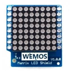 WeMos D1 Mini LED maatriks...