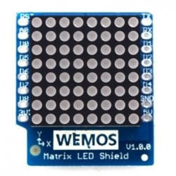 WeMos D1 Mini Matrix LED...