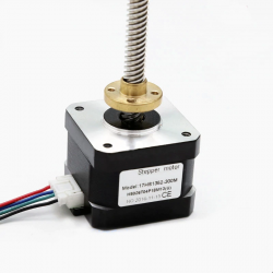 Stepper motor NEMA 17 with...