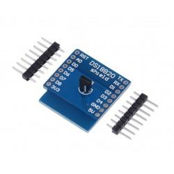 DS18B20 For WeMos D1 Mini...