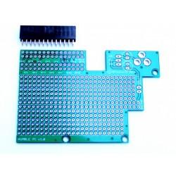 Proto Raspberry Pi laiendusplaat