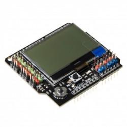 Arduino graafiline LCD laiendusplaat