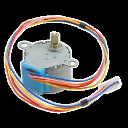 Samm-mootor (unipolaar) 5 V