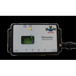 Wmonitor LED - Juhtmevaba andmehõive monitor