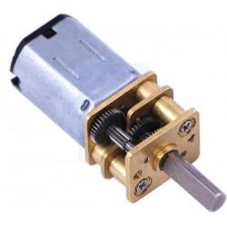 Mootorreduktor 630 RPM (pikendatud võll)