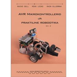 Mikrokontrollerid ja praktiline robootika ISBN 978-9985-59-975-4