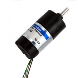 Alalisvoolumootor reduktoriga ja koodriga LE149.6.43