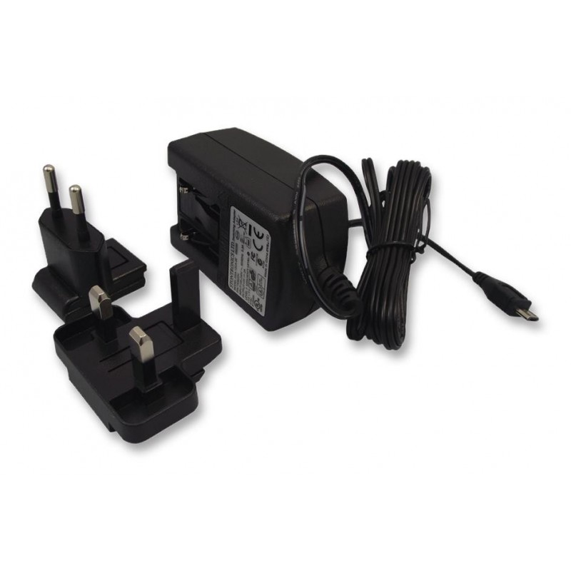 Power supply 5V micro-USB