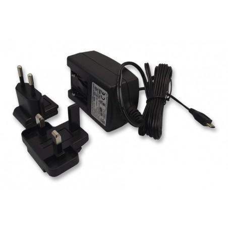 Power supply 5V micro-USB