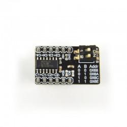 Analoog-digitaal muundur 18-bit MCP3424