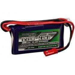 LiPo battery 460 mAh 2S 25-40C