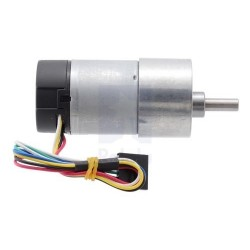 Alalisvoolumootor reduktori ja koodriga 37Dx52L 500 RPM