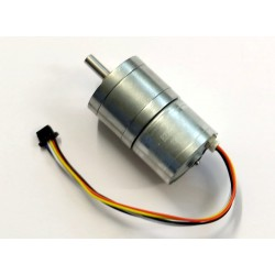 Harjadeta alalisvoolumootor 159 RPM enkoodriga