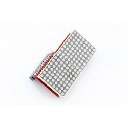 8X8 LED maatriks Raspberry Pi-le