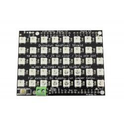 NeoPixel Shield- WS2812 RGB LED Matrix